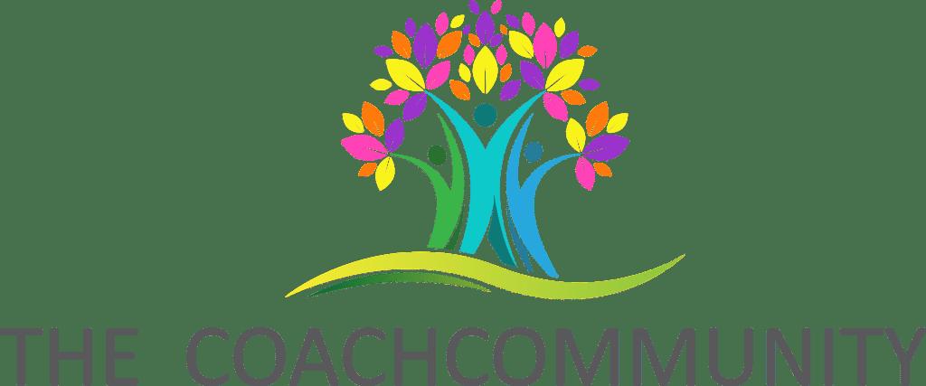 Coach Community Mitgliedschaftszeichen mit Lebensbaum